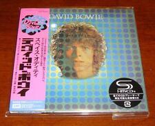 Japan SS MINI-LP SHM-CD David Bowie-Space Oddity LTD TOCP-95041