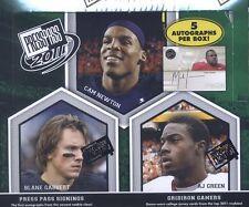2011 Press Pass Draft Pick Football Hobby Box