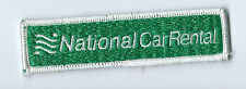 National Car Rental Patch 1 X 4-3/8