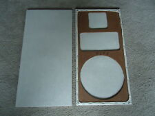 KLH-5 REPLACEMENT SPEAKER GRILLES -  NEW FRAMES, NEW CLOTH; ALSO AVAILABLE IN BK