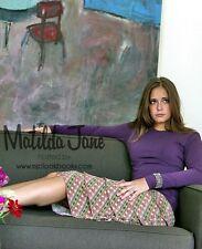 NEW Womens Matilda Jane You & Me Carol Ann Finn Skirt Size M Medium NWT