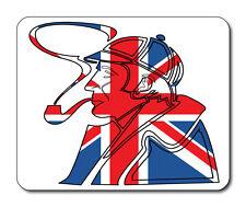 Best of British, Sherlock Holmes Mouse Mat - Union Jack Flag