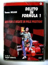 Dvd Kriminalität in Formula 1 von Bruno corbucci mit Tomas Milian 1984 Neu