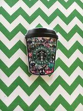 5pc Starbucks planar resin flatbacks, cabochon, bow center, scrapbook, party