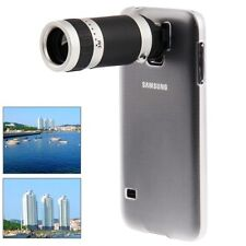 Telescope zoom avanti per Samsung Galaxy s5 g900 LTE ACCESSORI Zoom 8x NUOVO