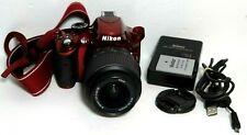 Nikon D3200 24.2 MP CMOS Digital SLR with 18-55mm f/3.5-5.6 AF-S DX VR NIKKOR