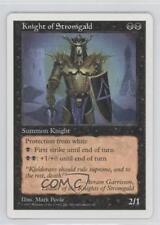 1997 Magic: The Gathering - Core Set: 5th Edition #NoN Knight of Stromgald 0a1
