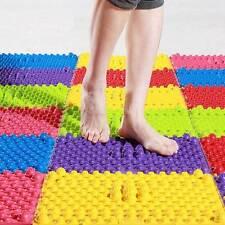 Reflexology Foot Massage Pad Toe Pressure Mat Shiatsu 11*27cm Pro HOT SALE!!