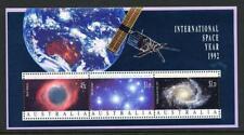 Australia 1992 International Space Year Mini Sheet Mint Never Hinged