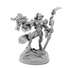 Chaos Renegade Sister with Scythe and Gun - Wargames Exclusive
