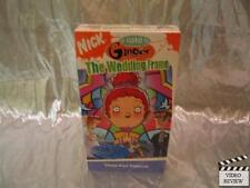 As Told by Ginger The Wedding Frame VHS Screener