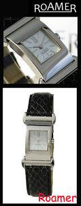 Roamer Watch Designer Dreamline Luxury Sapphire Glass Stainless Steel Swiss Made