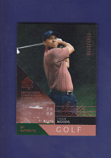 Tiger Woods 2003 UD Golf SP Authentic #96 Salute to Champions #0142/2000