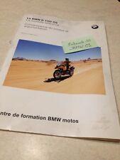 BMW R1150GS R1150 GS R 1150 1150GS guía presentación de marketing ed. 98