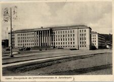 21713/ Foto AK, Kassel, Dienstgebäude Wehrkreiskommando IX, 1943