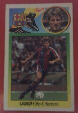 LAUDRUP FC BARCELONA ESTE 93-94, 1993-94, SIN PEGAR, CARTÓN, LEER!!