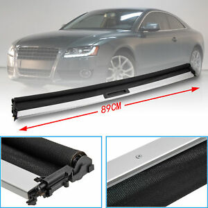 OEM Quality Black Sunshade Sunroof Cover 8T08773075L9 For Audi A5 Quattro