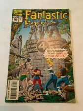 1994 Fantastic Four Vol 1 No 389 Marvel Direct Edition Comic Book