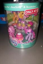 Scootaloo * Star Song * Pinkie Pie My Little Pony PONYVILLE Target Exclusive NEW