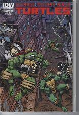 Teenage Mutant Ninja Turtles Annual 2012 IDW Comics Kevin Eastman TMNT