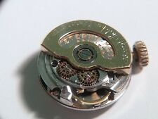 Eterna matic 1419 U 21 jewels automatic watch movement for parts *Golden Heart *