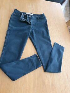 Ladies size 12 L NEXT  jeans leggings Skinny  blue soft stretch