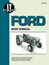 Made To Fit Ford Iampt Shop Service Manual 32303430393046304830