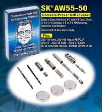 AW55-50SN SHIFT KIT TRANSGO RE5F22A 55-50 AF33-5 Solenoid Volvo (SK-5550)