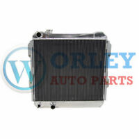 For TOYOTA HILUX RADIATOR LN85 LN60 LN61 LN65 2.4L DIESEL 84-91 3 ROW 52mm