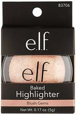 "e.l.f. ELF Studio BAKED HIGHLIGHTER ""Blush Gems 83706"" BRAND NEW"