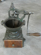 Coffee grinder antique peugeot old crank Kaffee caffè century machine MILL