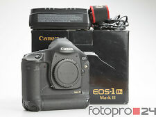 Canon EOS 1ds Mark III body + bien (215962)