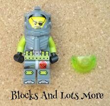 Lego Atlantis - Captain Ace Speed man Minifigure Figure