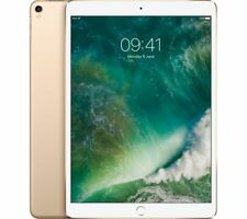 Apple iPad Pro 2nd Generation 64GB, Wi-Fi, 10.5in - Gold (UK Model)
