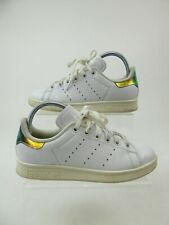 Adidas Stan Smith 3D Iridescent Trainers Sneakers Size 3.5 UK