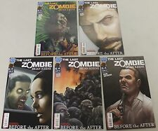 AP Entertainment: The Last Zombie: Before the After (2012) #1-5 COMPLETE SET