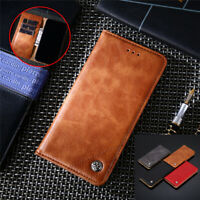 For Xiaomi Mi 11 10T 9 POCO X3 Pro,F3 A3 A2 Leather Card Wallet Stand Case Cover