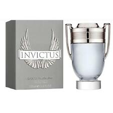 Invictus 100ML Men  Perfume  French  Advanced Aquatic Woody 3.4 fl.oz - Silver