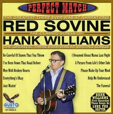 Red Sovine - Perfect Match-Songs of Hank Williams [New CD]