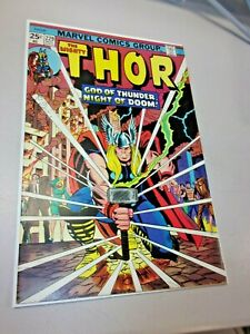The Mighty THOR #229 Marvel Comic Ad for 1st Appearance Wolverine Hulk 181 MVS
