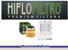 FILTRO OLIO HIFLO HF563 MOTO Aprilia RS4 - 125 cc - anni: 2011 - 2013