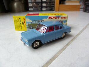 Simca 1500 523 Dinky Toys Atlas 1/43 avec boite et bagages