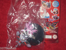 2 Pokemon-Figure:Skorgla+Skorgro/Zukan/Scale1:40 (Gligar+Gliscor) Yujin/Tomy/Neu