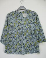 New Mistral BluePrinted Tunic Top Size 8 - 14
