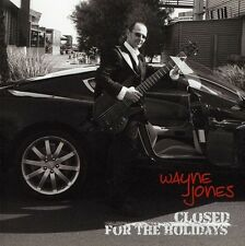 Wayne Jones - Closed for the Holidays [New CD]