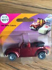 Siku VW Cabrio Bettle