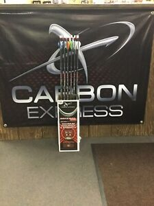 Carbon Express Maxima Hunter 350 One Dozen Fletched