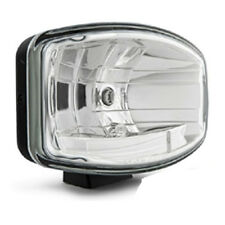 New (SINGLE) Hella Jumbo 320FF Clear Lens Driving Lamp WITH POSITION PILOT LIGHT