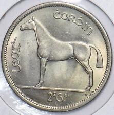 Ireland 1967 2 Shilling 6 Pence Horse animal 194670 combine