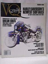 VQ Magazine Number 1 April 1994 Easyriders V-Twin Quarterly Premier Issue #1